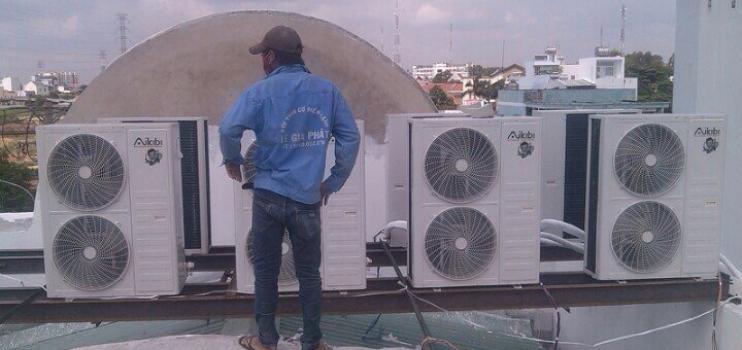 Địa chỉ sửa máy lạnh uy tín tại TP Hồ Chí Minh 1