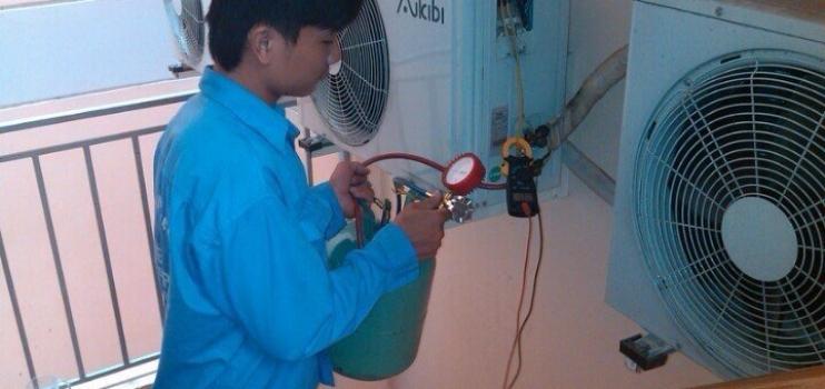 Địa chỉ sửa máy lạnh uy tín tại TP Hồ Chí Minh 2