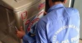 Đặt lịch bảo dưỡng máy giặt tại Quận 7
