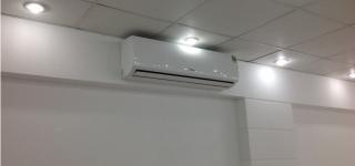 Chi tiết cách lắp đặt máy lạnh giá rẻ của Lê Gia Phát