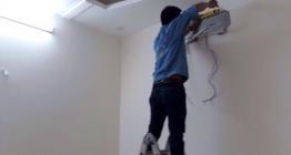 Thợ bảo dưỡng máy lạnh tại TPHCM