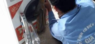 Sửa máy giặt tại khu vực Dĩ An- Bình Dương