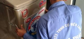 Vệ sinh máy giặt tại Quận 6