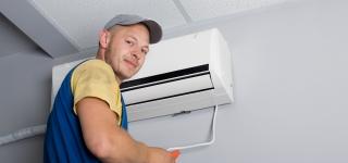 Lắp đặt máy lạnh quận 4