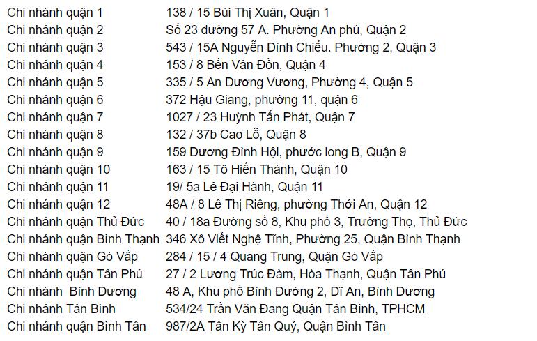 Đặt lịch online bảo trì máy lạnh tại TPHCM 1