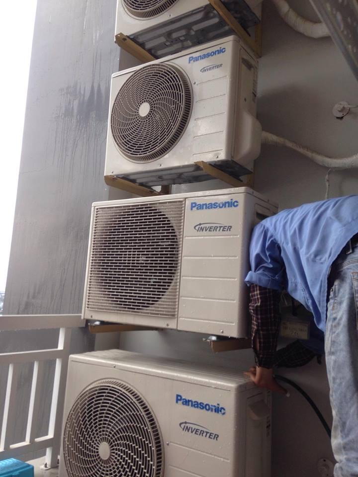 Sửa máy lạnh tại Thuận An Bình Dương