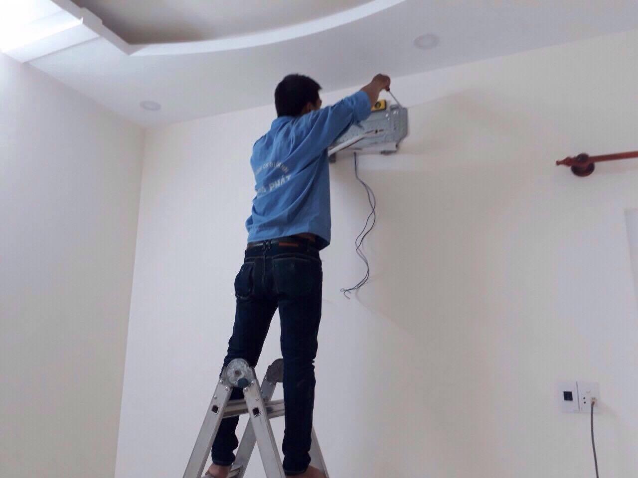 Sửa máy lanh aqua tại nhà