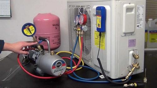 Bảo dưỡng máy lạnh quận 2 giá rẻ