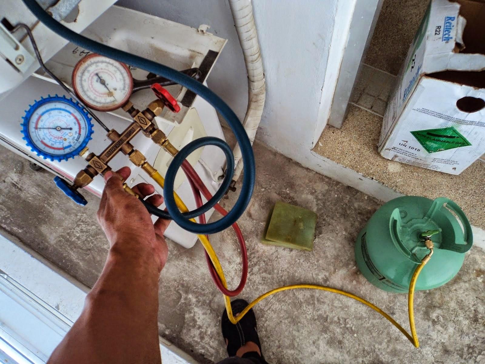 Sửa máy lạnh uy tín HCM