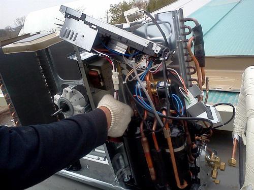 Địa chỉ sửa máy lạnh uy tín tại TPHCM