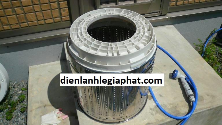 vệ sinh máy giặt quận Bình Thạnh 4